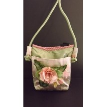 Silk Shoulder Bag