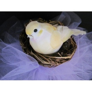 Bird in Nest Headband